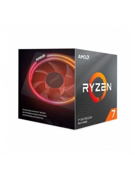 CPU AMD AM4 RYZEN 7 3800X 8X4.5GHZ/36MB BOX SIN GRAFICOS/WRAITH PRISM COOLER 100-100000025BOX