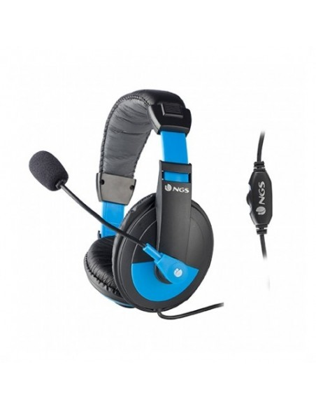 Auriculares Gaming NGS MSX9PRO Azul