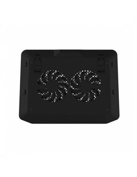 Base Refrigeradora Deepcool N80 RGB Negro