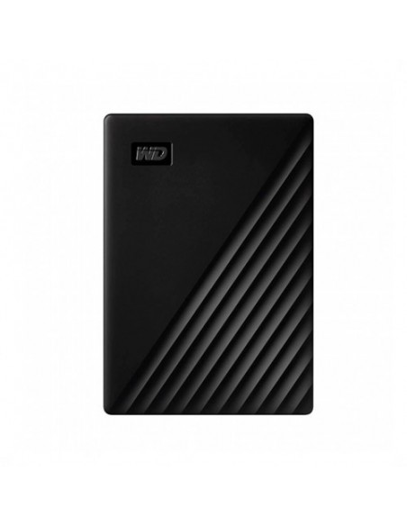 "Disco Duro Externo USB3.0 2.5"" 1TB WD My Passport Negro"
