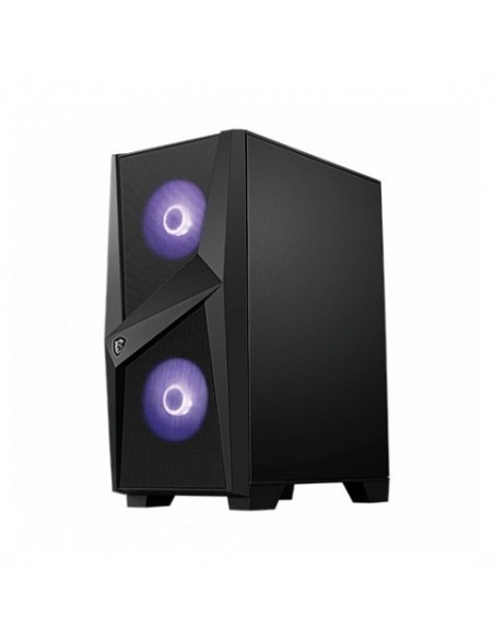 Torre ATX MSI Mag Forge 100M RGB Negro