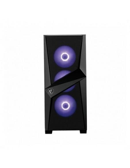 Torre ATX MSI MAG Forge 101M RGB Negro