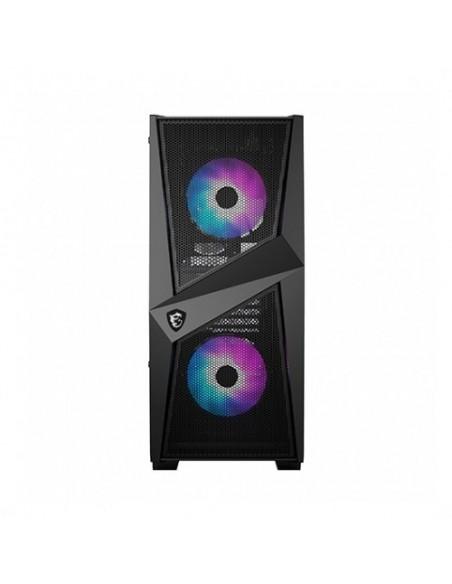 Torre ATX MSI MAG Forge 100R A-RGB Negro