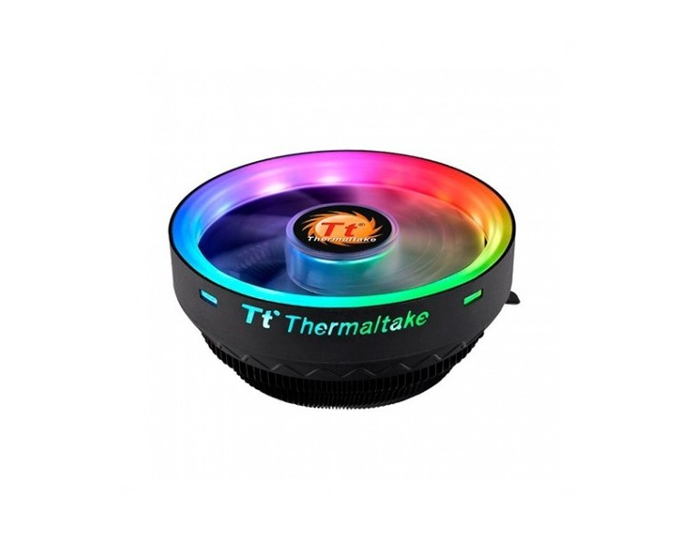 VEN CPU THERMALTAKE UX100 ARGB COMPATIBILIDAD MULTISOCKET