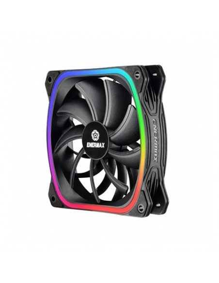 VENT 120X120 ENERMAX SQUA RGB 3 VENTILADORES / DIRECCIONABLE UCSQARGB12P-BP3