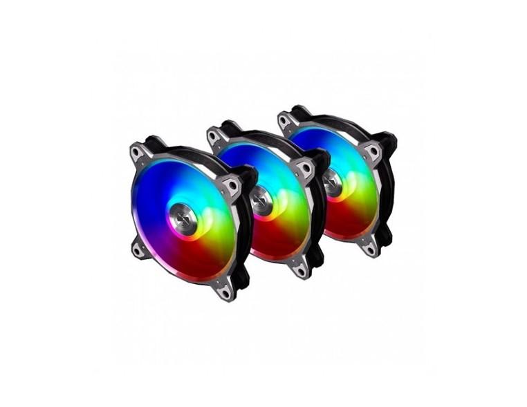 Ventilador Lian Li Bora Digital 12 RGB Gris