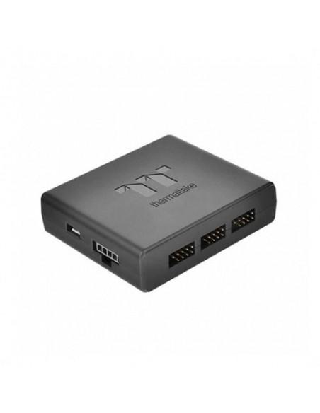 Ventilador Thermaltake Pure Plus 14 RGB TT Pack 3 Unidades
