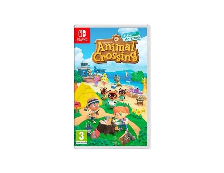 Animal Crossing: New Horizon para Nintendo Switch