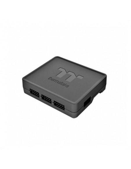 Ventilador Thermaltake Riing Trio 12 RGB TT Pack de 3 Unidades y Controlador