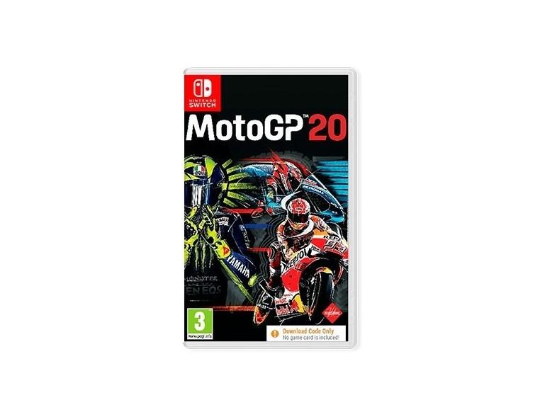 Moto GP 2020 para Nintendo Switch