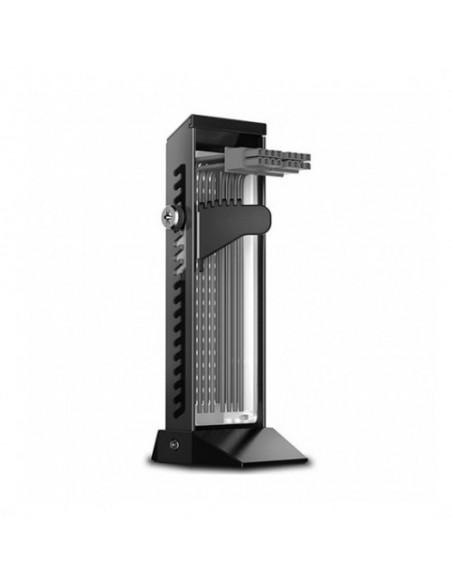 SOPORTE VGA DEEPCOOL GH-01 A-RGB NEGRO RGB DIRECIONABLE/AJUSTABLE/MAX. 5KG/OCULTA CABLES GH-01 A-RGB
