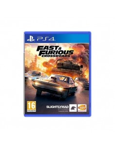 JUEGO SONY PS4 FAST FURIOUS CROSSROADS EAN.- 3391892009095 113541