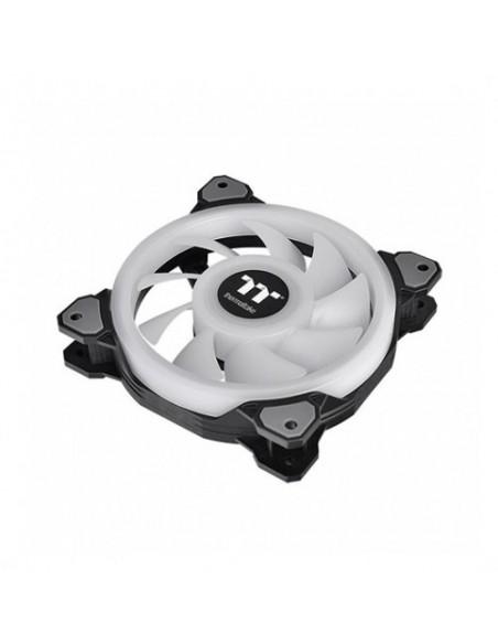 Ventilador Thermaltake Riing Quad 12 RGB TT Pack de 3 Unidades