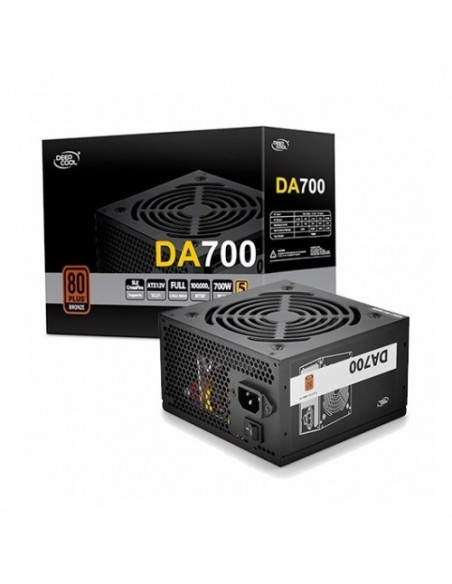 Fuente de Alimentación ATX 700W Deepcool DA700 80+ Bronze