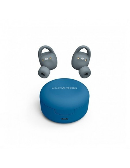 AURICULARES ENERGY SISTEM SPORT 6 TW NAVY TRUE WIRELESS STEREO/IPX7/SECURE FIT + 447619