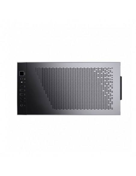 TORRE ATX MSI MPG SEKIRA100R RGB NEGRO LATERAL Y FRONTAL CRISTAL/4XVEN 120MM ARGB 306-7G06R21-W57