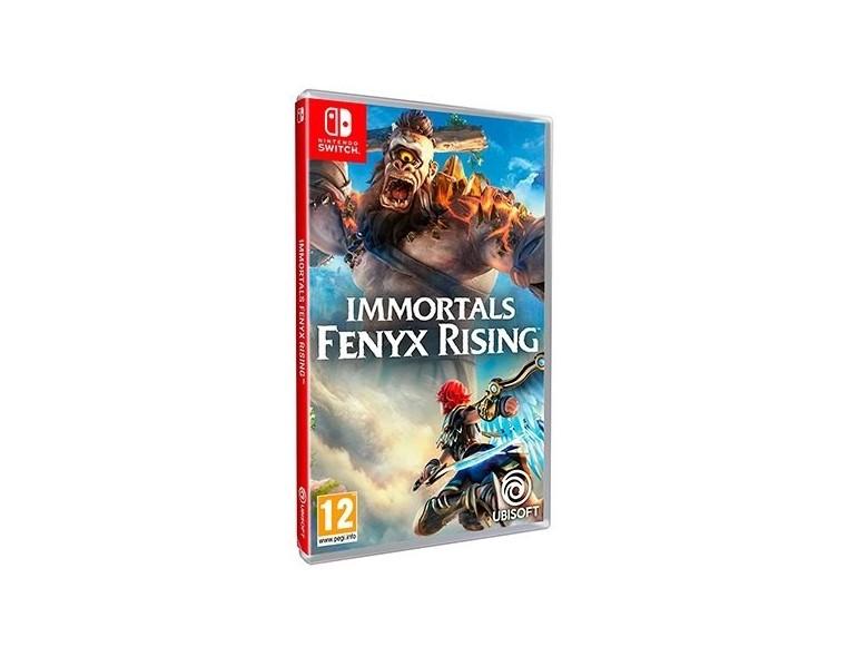 Immortals Fenyx Rising para Nintendo Switch