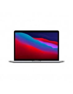 PORTATIL APPLE MACBOOK PRO 13 2020 SPACE GREY M1 TID/CHIP M1 8C/8GB/SSD256GB/GPU 8C/13.3 MYD82Y/A