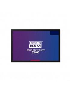 HD 2.5 SSD 256GB SATA3 GOODRAM CX400 LECTURA 550MB/s - ESCRITURA 490MB/s SSDPR-CX400-256-G2