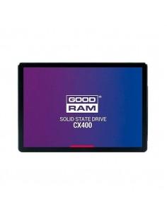 HD 2.5 SSD 512GB SATA3 GOODRAM CX400 LECTURA 550MB/s - ESCRITURA 490MB/s SSDPR-CX400-512-G2