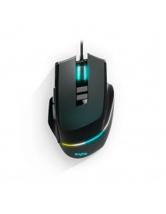 RATON OPTICO ENERGY SISTEM GAMING ESG M5 TRIFORCE 10000DPI/100IPS/15 BOTONES/USB/LED RGB/XBOX/PS4/PC 452071