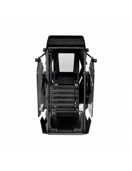 TORRE MICRO ATX THERMALTAKE AH T200 NEGRO 2XCRISTAL TEMPLADO CA-1R4-00S1WN-00