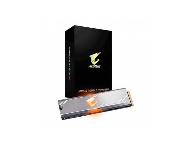SSD M.2 256 GB Gigabyte Aorus RGB NVME