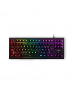 TECLADO MECANICO ENERGY SISTEM ESG K2 MECHANIK NE LED RAINBOW/88 TECLAS ANTIGOSHTING/XBOX/PS4/PC 452101