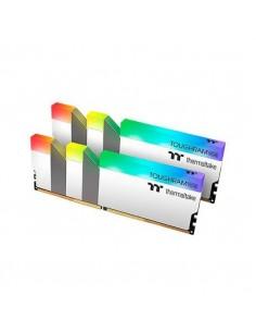 MODULO DDR4 16G 2X8G PC4600 THERMALTAKE TOUGHRAM BLANCO/RGB/CL19 1.5V R022D408GX2-4600C19A