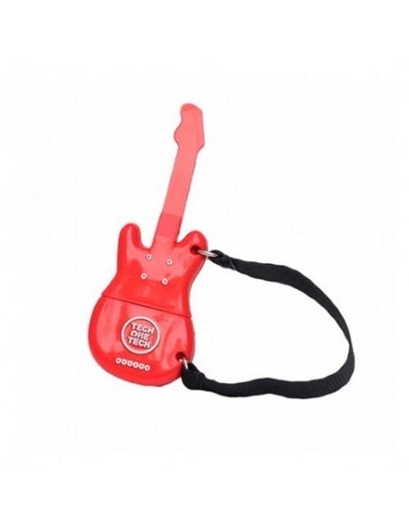 USB 2.0 32 GB Tech One Tech Guitarra Roja