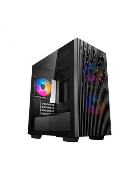 Torre Micro-ATX Deepcool Matrexx 40 3F Negro