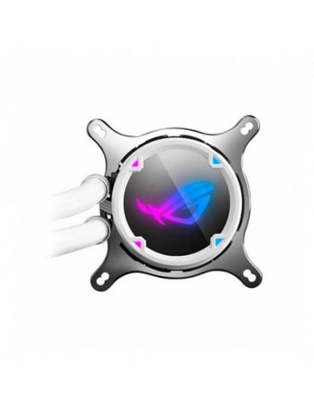 Refrigeración Líquida Asus ROG Srix LC 240 RGB Blanco