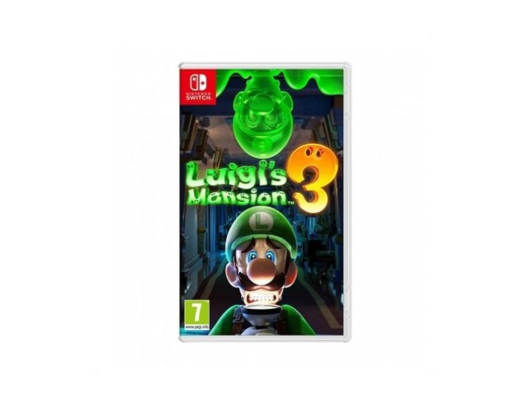 Luigis Mansion para Nintendo switch