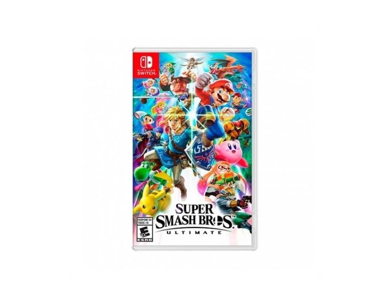 Super Smash Bros Ultimate para...
