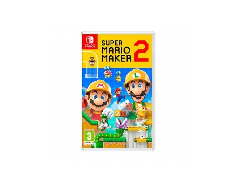 Super Mario Maker 2 para Nintendo Switch