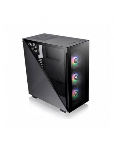 Torre ATX Thermaltake Divider 300TG A-RGB Negro