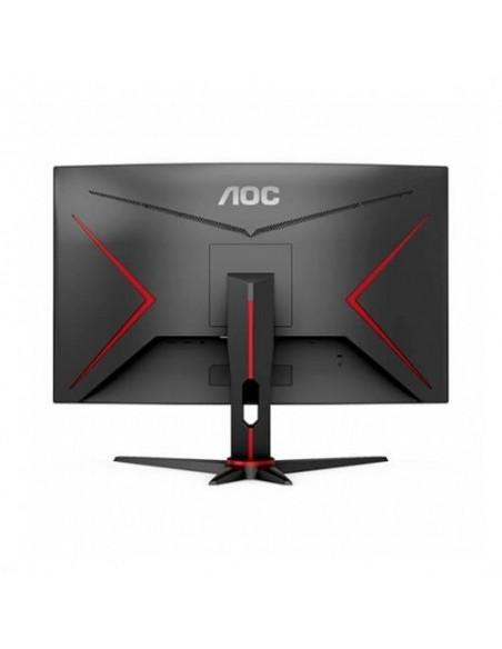"Monitor Curvo Gaming LED 24"" AOC C24G2AE/BK"