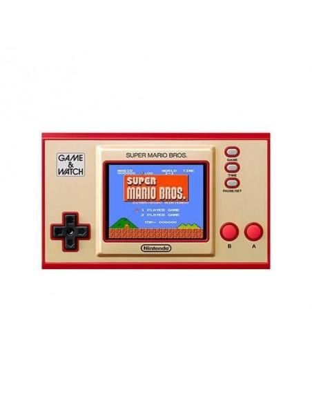 Consola Retro Game Watch: Super Mario Bros