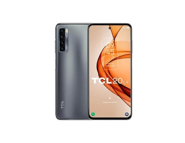 MOVIL SMARTPHONE TCL 20L+ 6GB 256GB DS GRIS