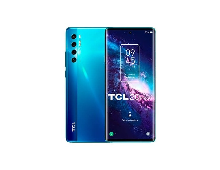 MOVIL SMARTPHONE TCL 20 PRO 6GB 256GB 5G DS AZUL
