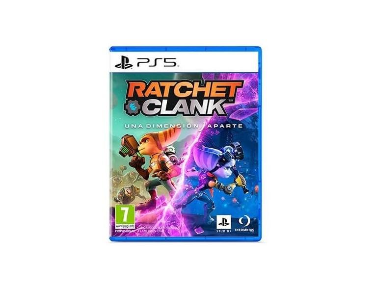 Ratchet Clank: Una Dimensión Aparte para PS5