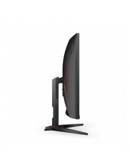 "Monitro Curvo Gaming LED 31.5"" AOC C32G2ZE/BK Full HD 240Hz"