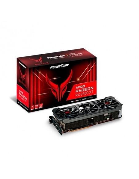 TARJETA GRÁFICA POWERCOLOR RED DEVIL RX 6900XT 16GB GDDR6