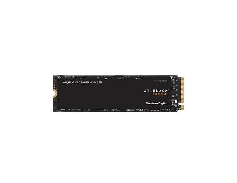 DISCO DURO M2 SSD 1TB PCIE4 WD BLACK SN850