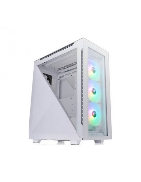 Torre ATX Thermaltake Divider 500 TG A-RGB Blanco