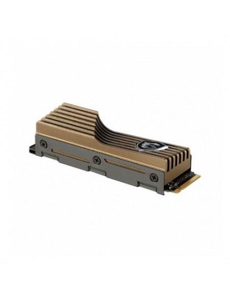 SSD M2 2TB PCI-E 4.0 MSI Spatium M480 HS