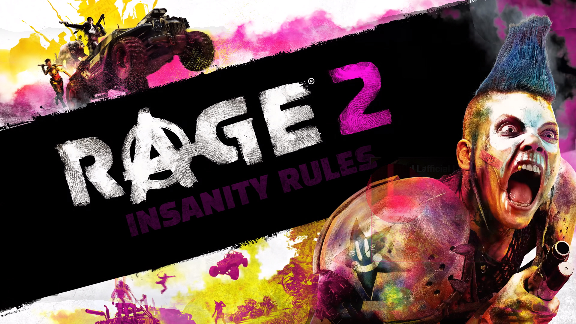 (Rage 2 Rise of Ghost)