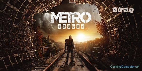 Metro Exodus, la esperada tercera entrega de Metro.