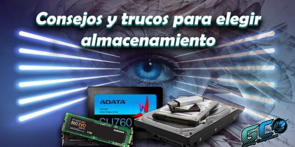 Consejos para elegir nuestro disco SSD o HDD